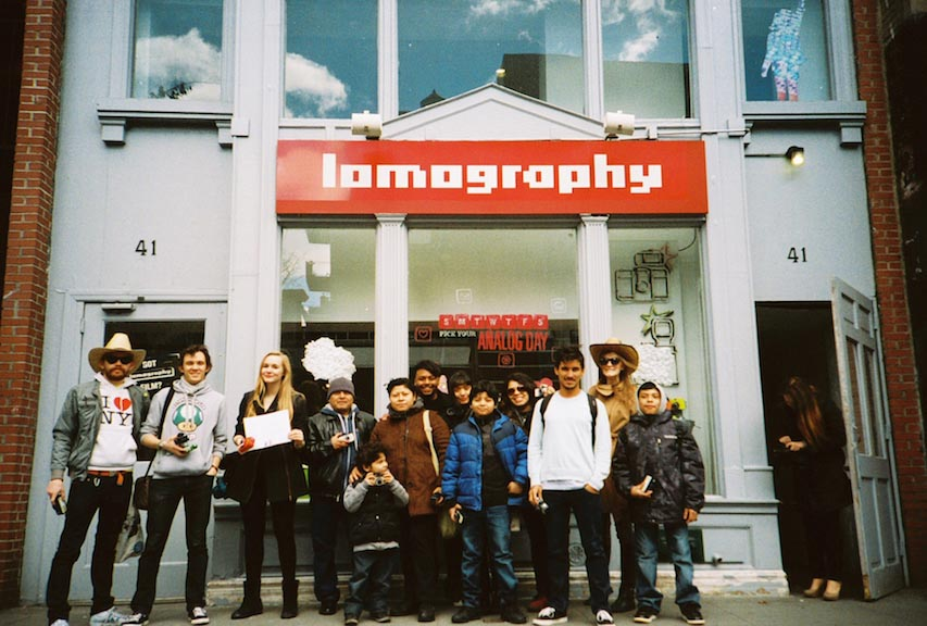Lomography Gallery Store New York