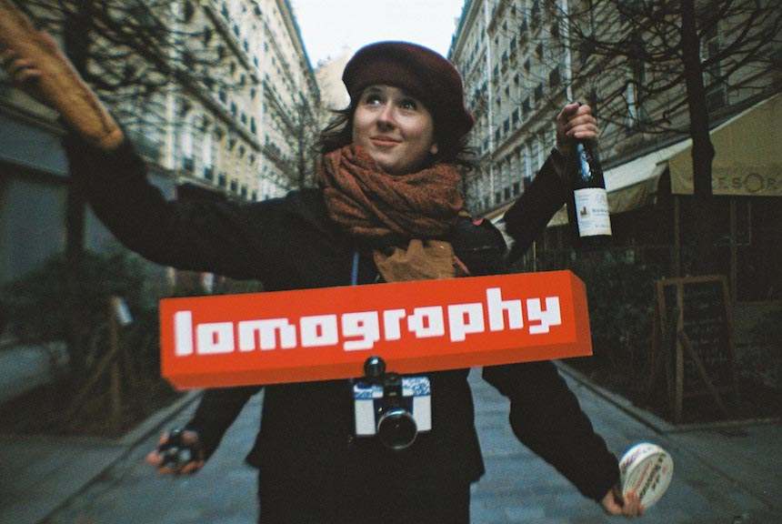 Lomography Gallery Store Paris